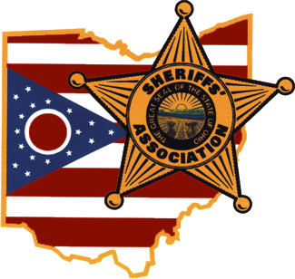 BSSA - Buckeye State Sheriff Association Logo