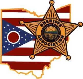 BSSA - Buckeye State Sheriff Association Logo