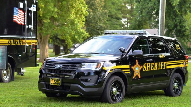 Sheriff Department Vehicles