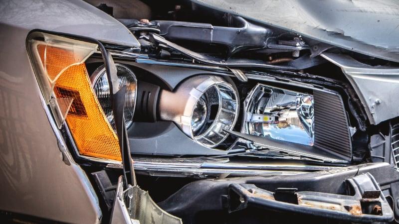 Photo of Damaged Auto