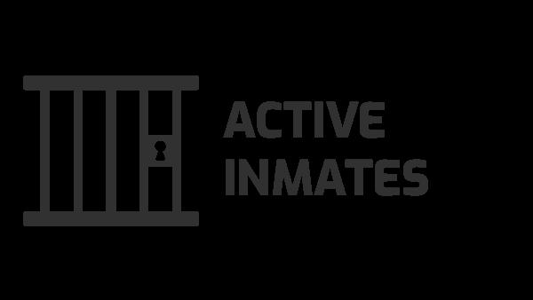 Active Inmates Icon