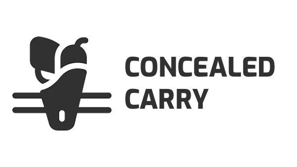 Concealed Carry Icon
