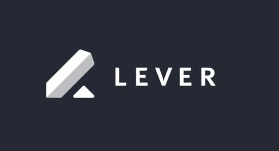 Lever applicant tracking system integration logo