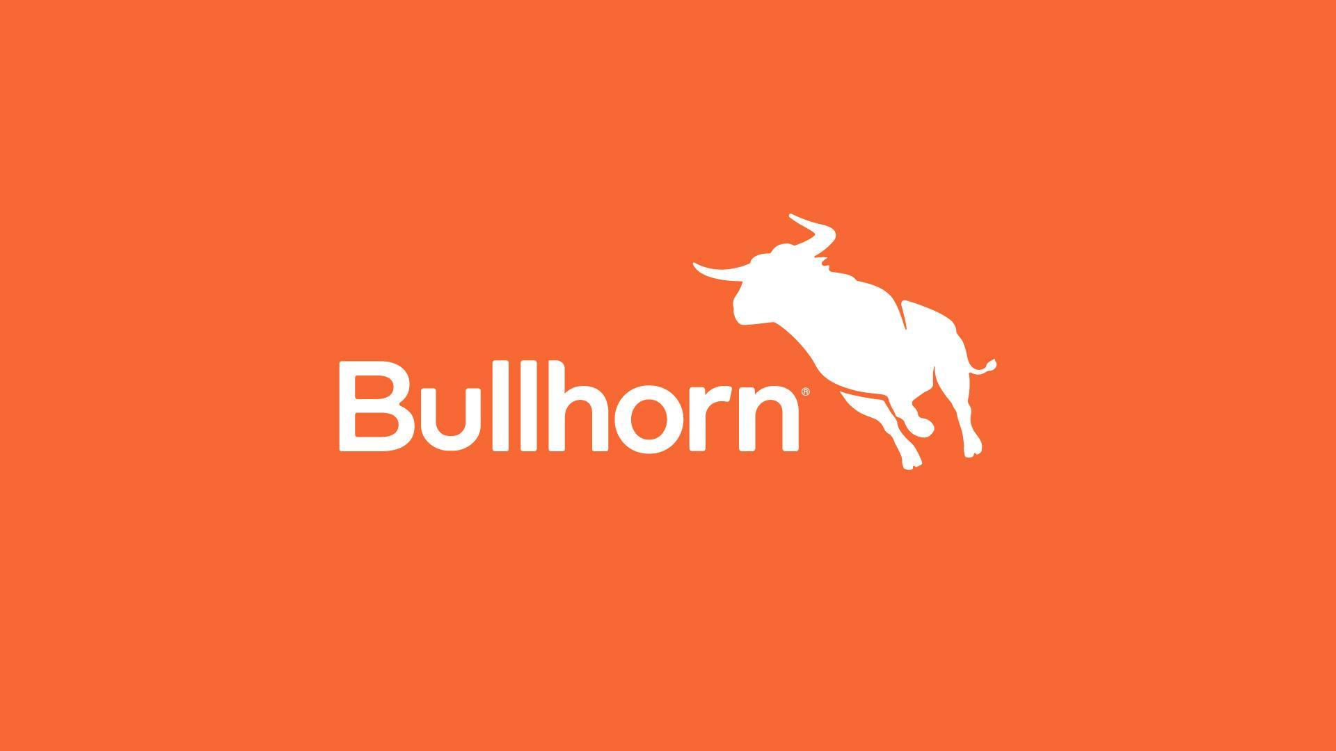 Bullhorn applicant tracking system integration logo
