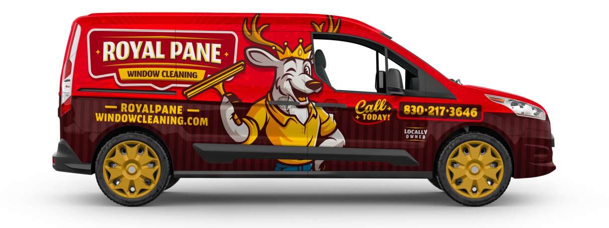 Royal Pane's truck.