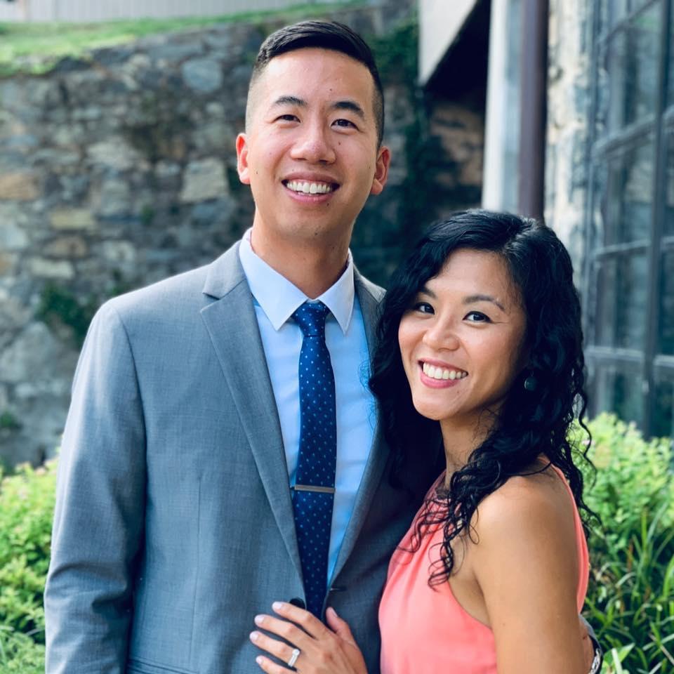 Dr. Eric Chai family