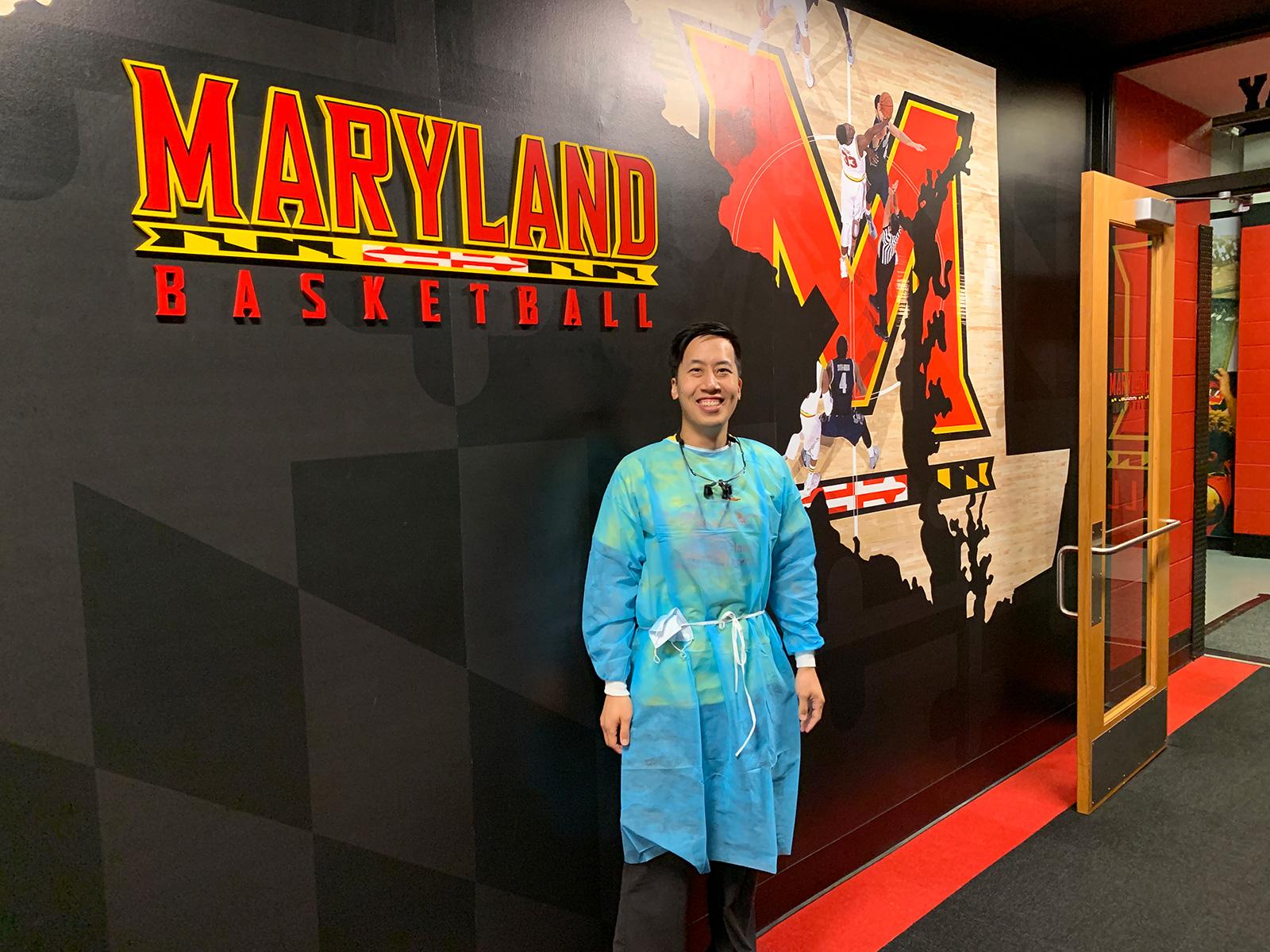 Dr. Maryland Basketball