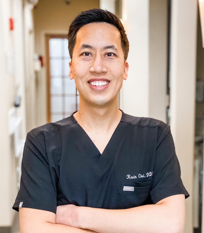 Dr. Kevin Chai headshot