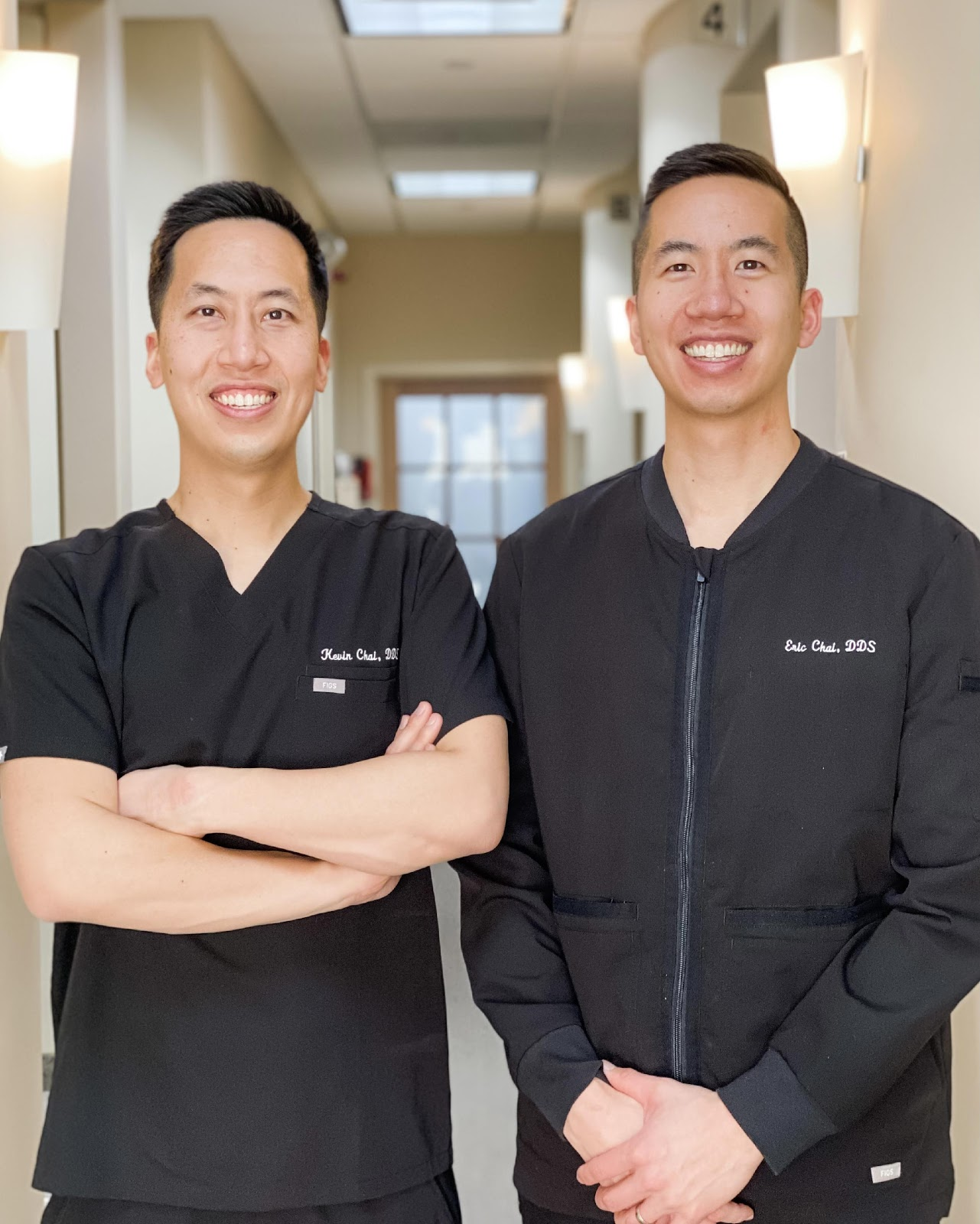 Drs. Eric & Kevin Chai