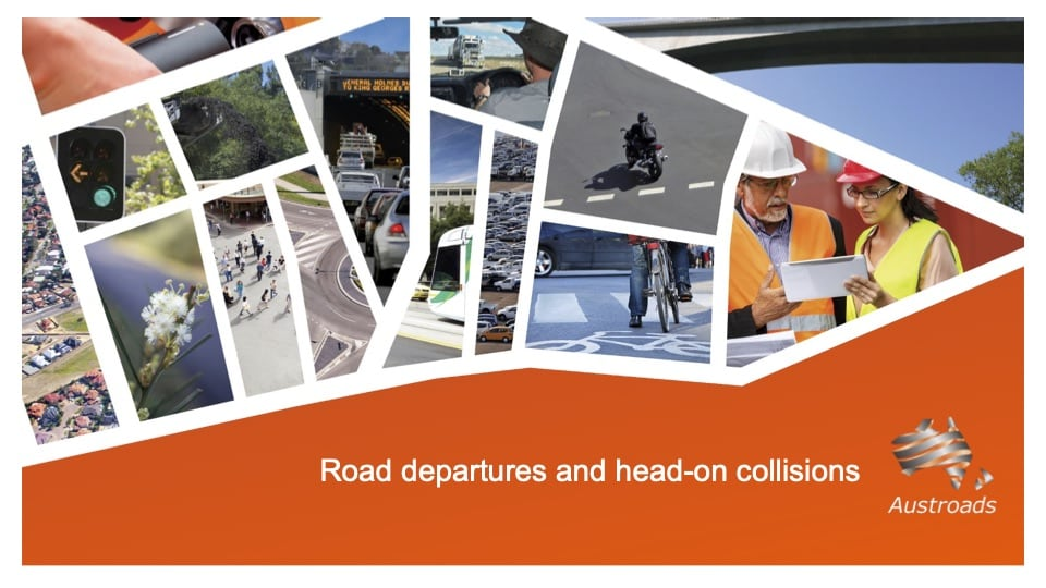 Road Departures and Head-on Collisions