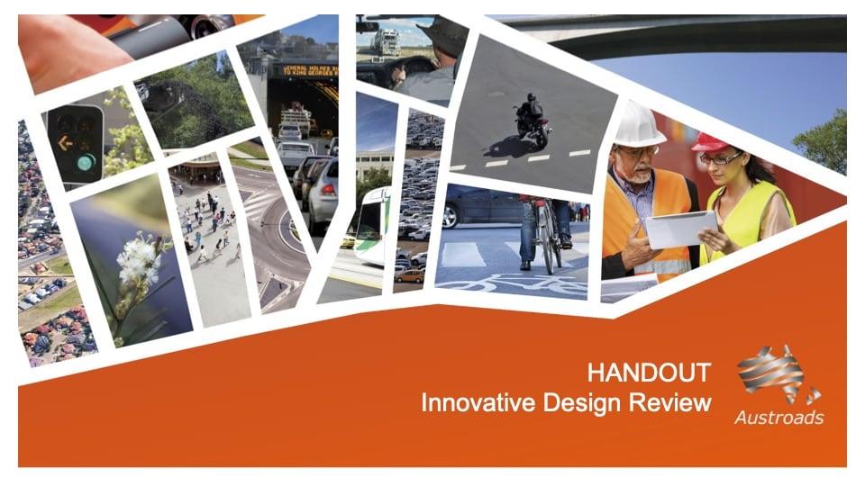 Handout Innovation Design Review