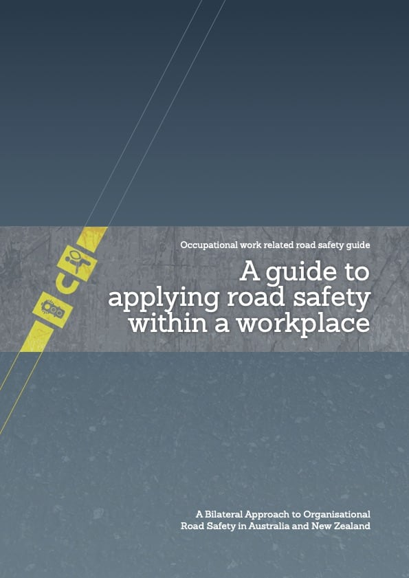 A guide to applying road safety within a workplace