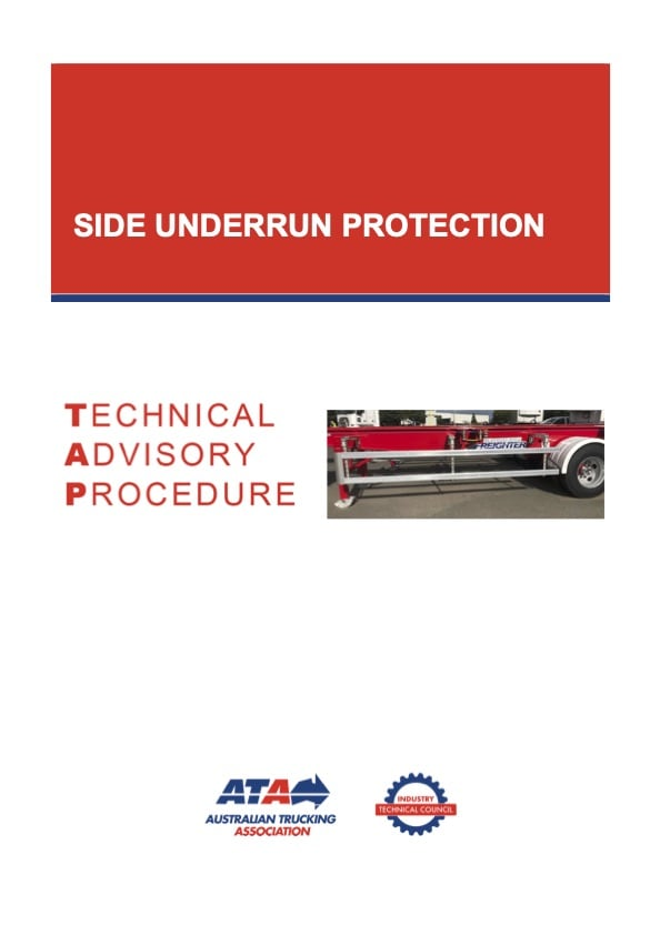 Side Underrun ProtectionTechnical Advisory Procedure