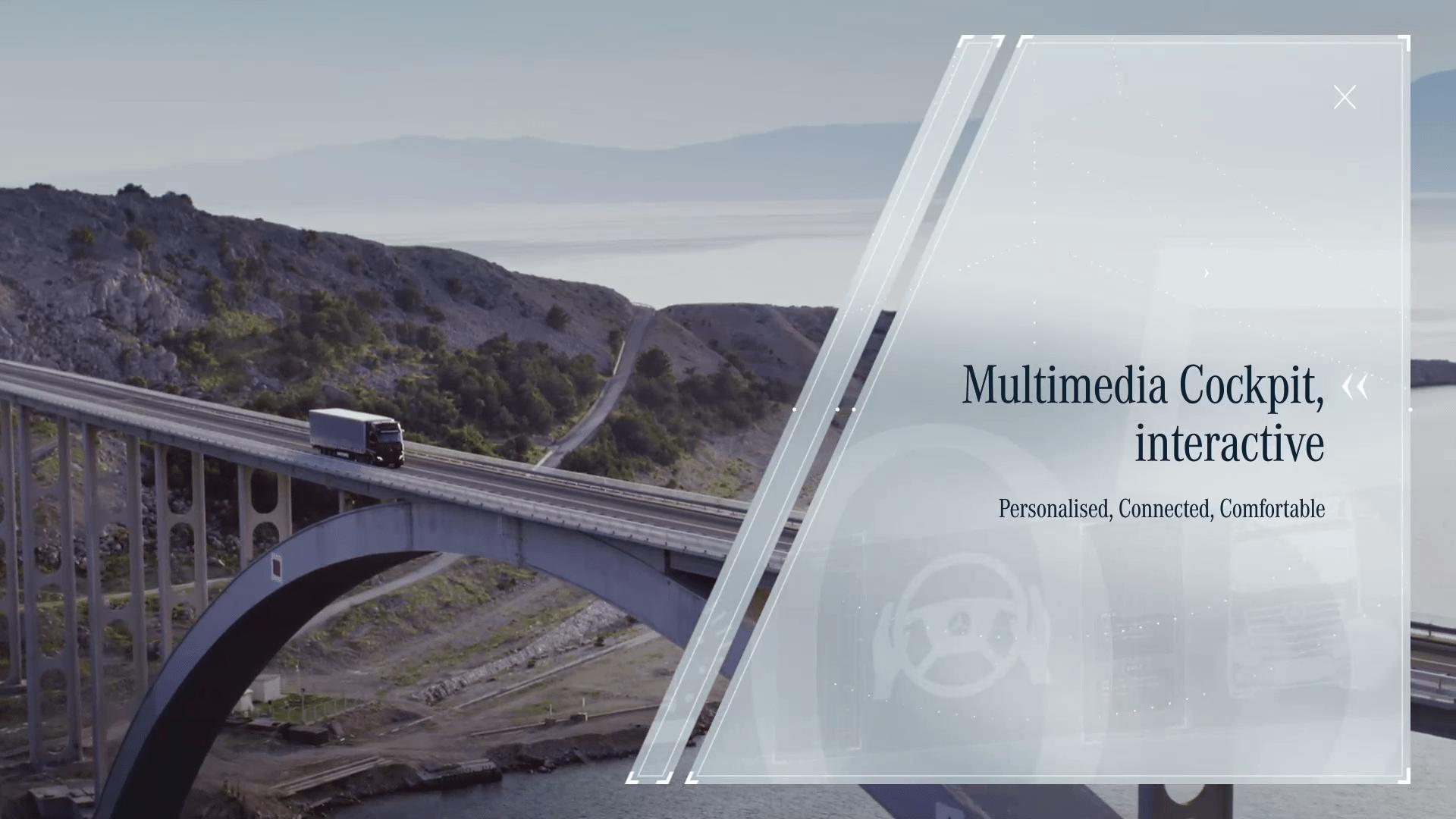Multimedia Cockpit Interactive