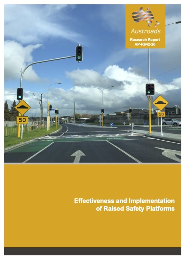 Effectiveness and Implementation of Raised Safety Platforms