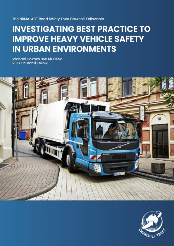 Holmes - Improve heavy vehicle safety in urban environments