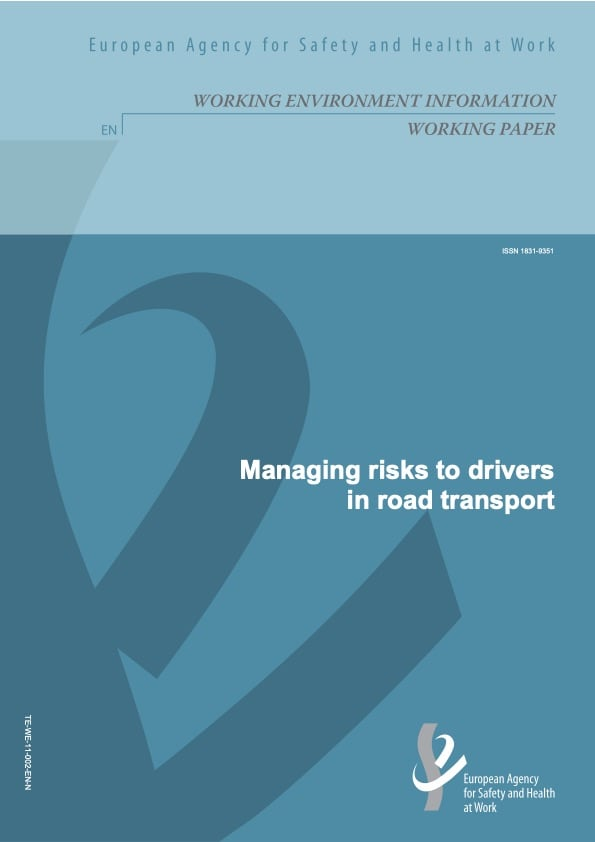 Report Managing risks to drivers