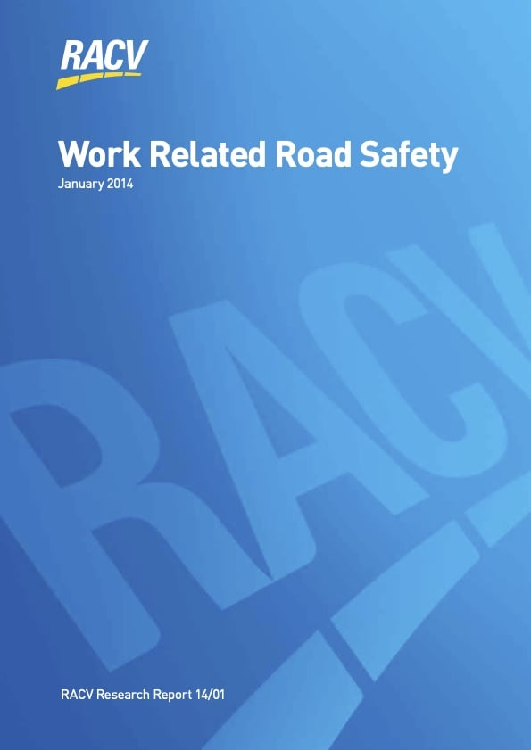 Work Related Road Safety RACV