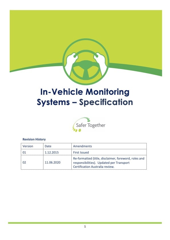 IVMS Specification