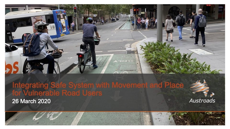 Integrating Safe System with Movement and Place