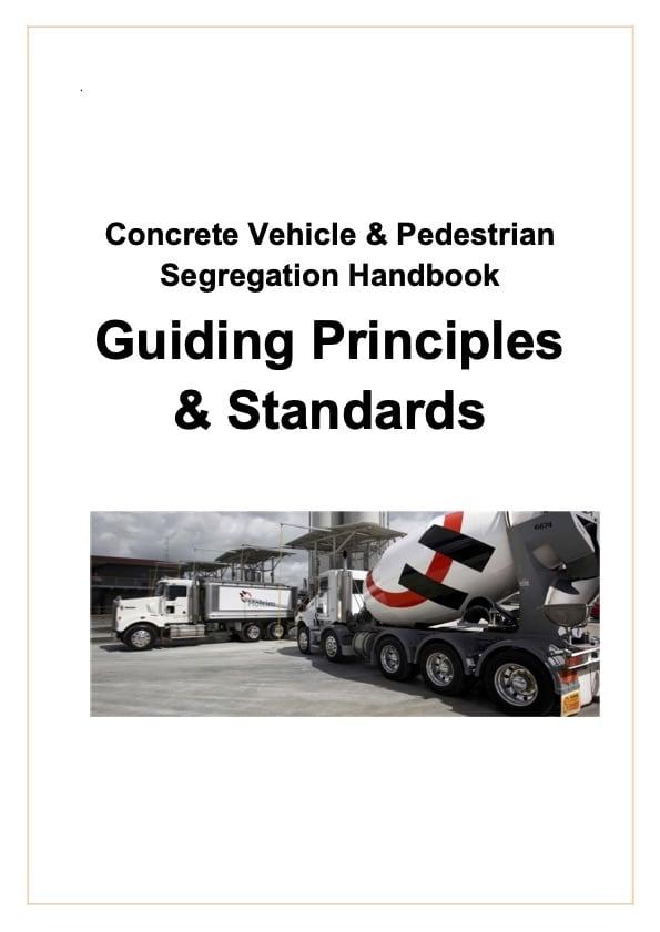 Concrete Vehicle & Pedestrian Segregation Handbook