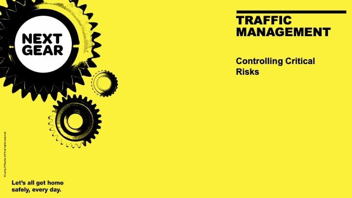 Richard Coleman - Vehicle Pedestrian Critical Risk Management, Leadership & Culture