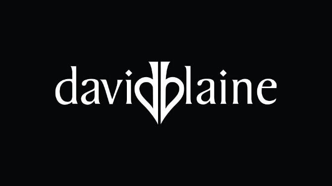 David Blaine logo