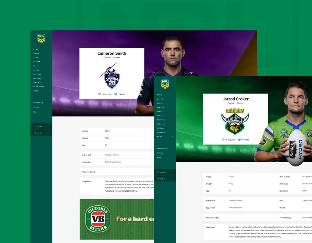 NRL website