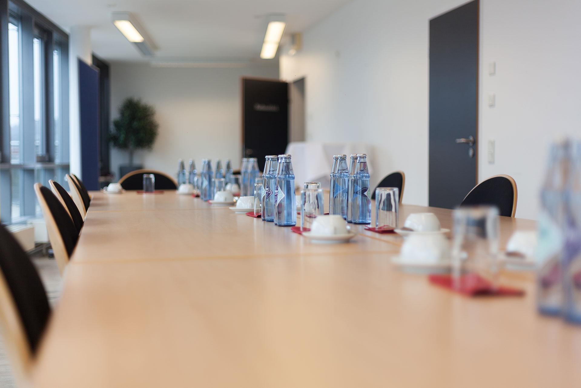 Ansicht Konferenzraum Rathausblick