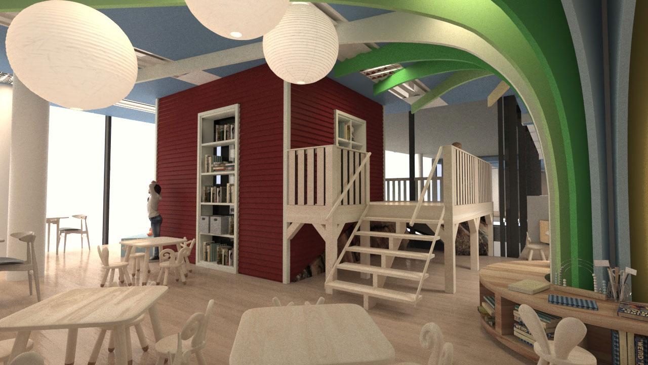 Kinderwelt in der Mayerschen Buchhandlung Aachen