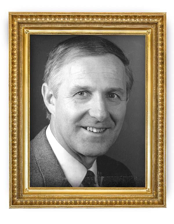 Portrait von Helmut Falter
