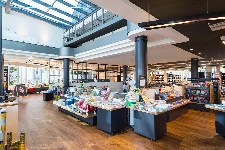 Bücherpräsentation in der Mayerschen Buchhandlung Aachen
