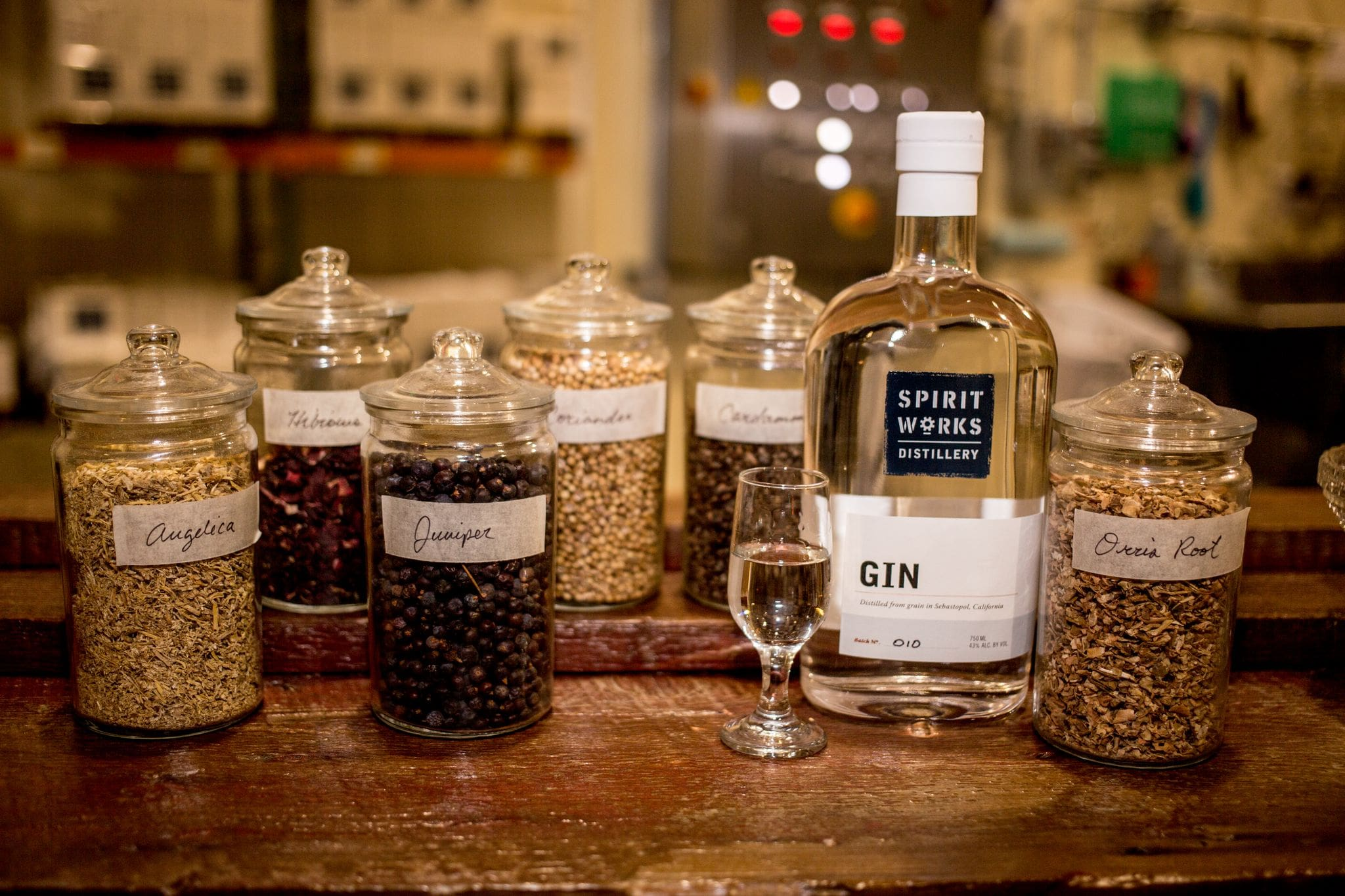 Grains and Other ingredients for Distilling