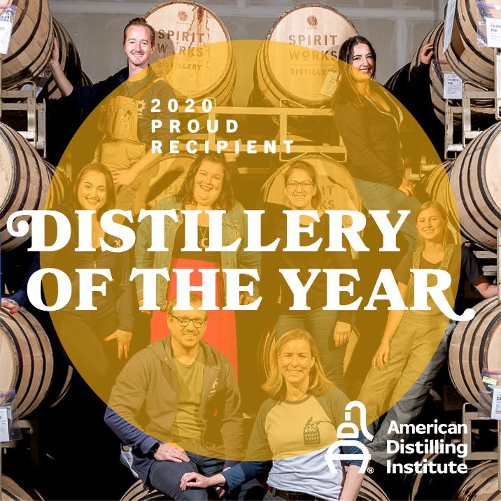 Distillery of The Year