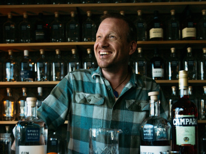 Timo Marshall - Co-Founder @ Spirit Works Distillery