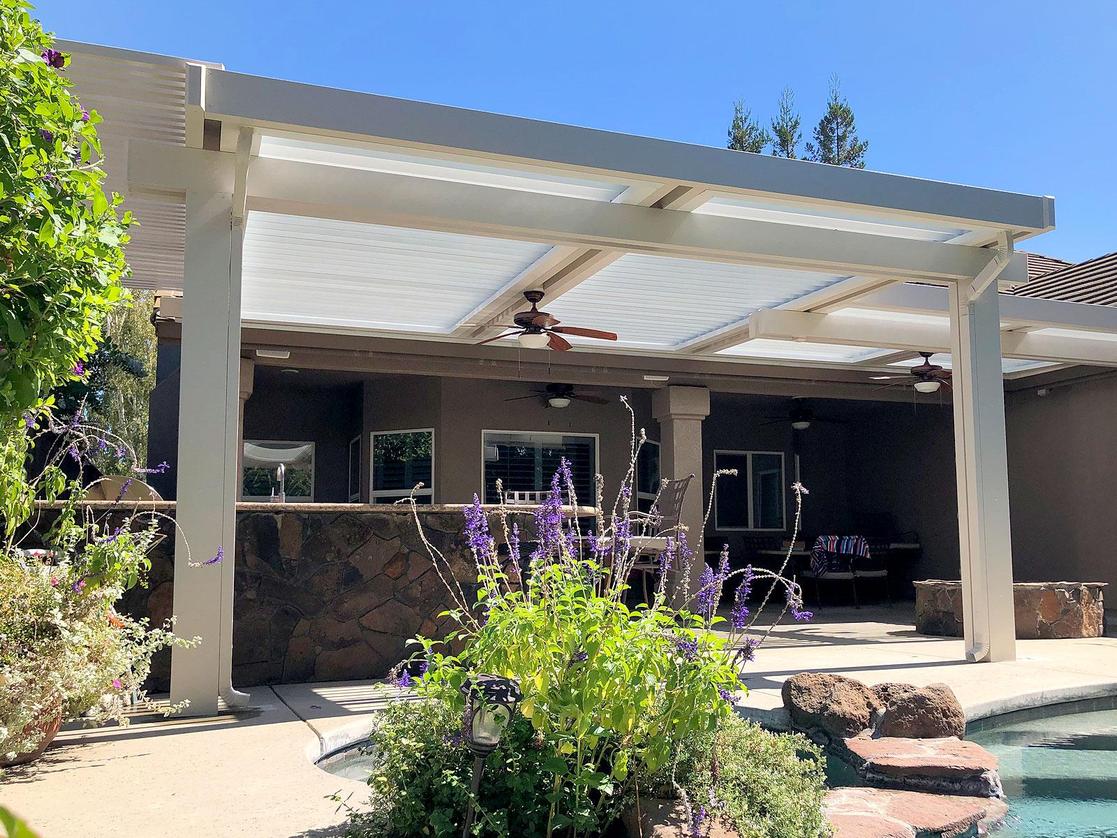 Rancho Cordova CA Patio Cover