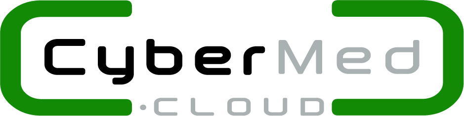 Cybermed cloud logo