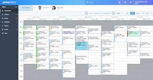 PowerDiary client scheduling