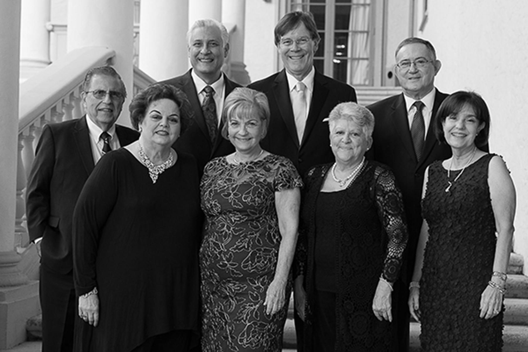 Pedro Pan's Board of Directors photo