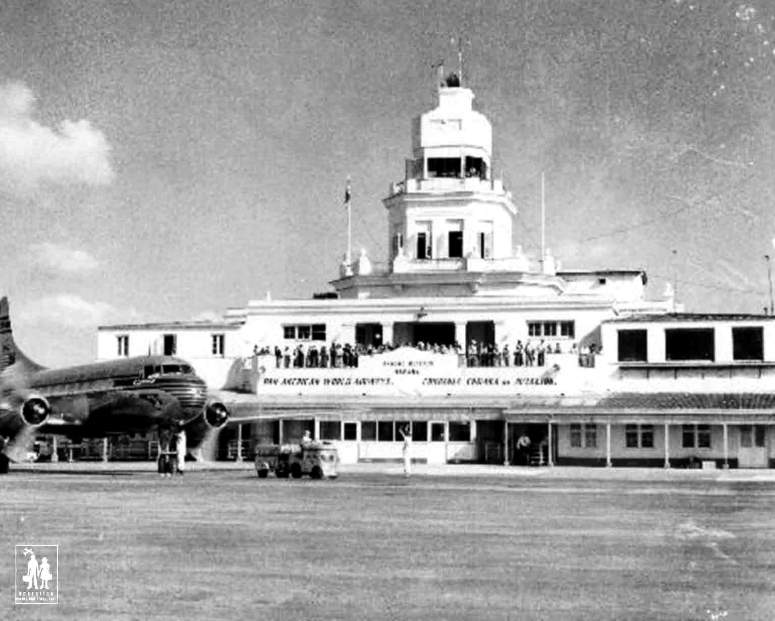 Boyero's Airport in Cuba