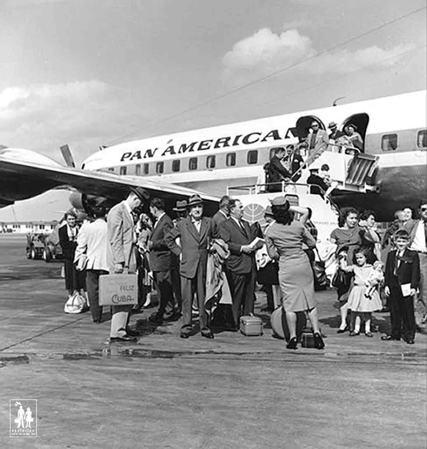 Pan American Arrival
