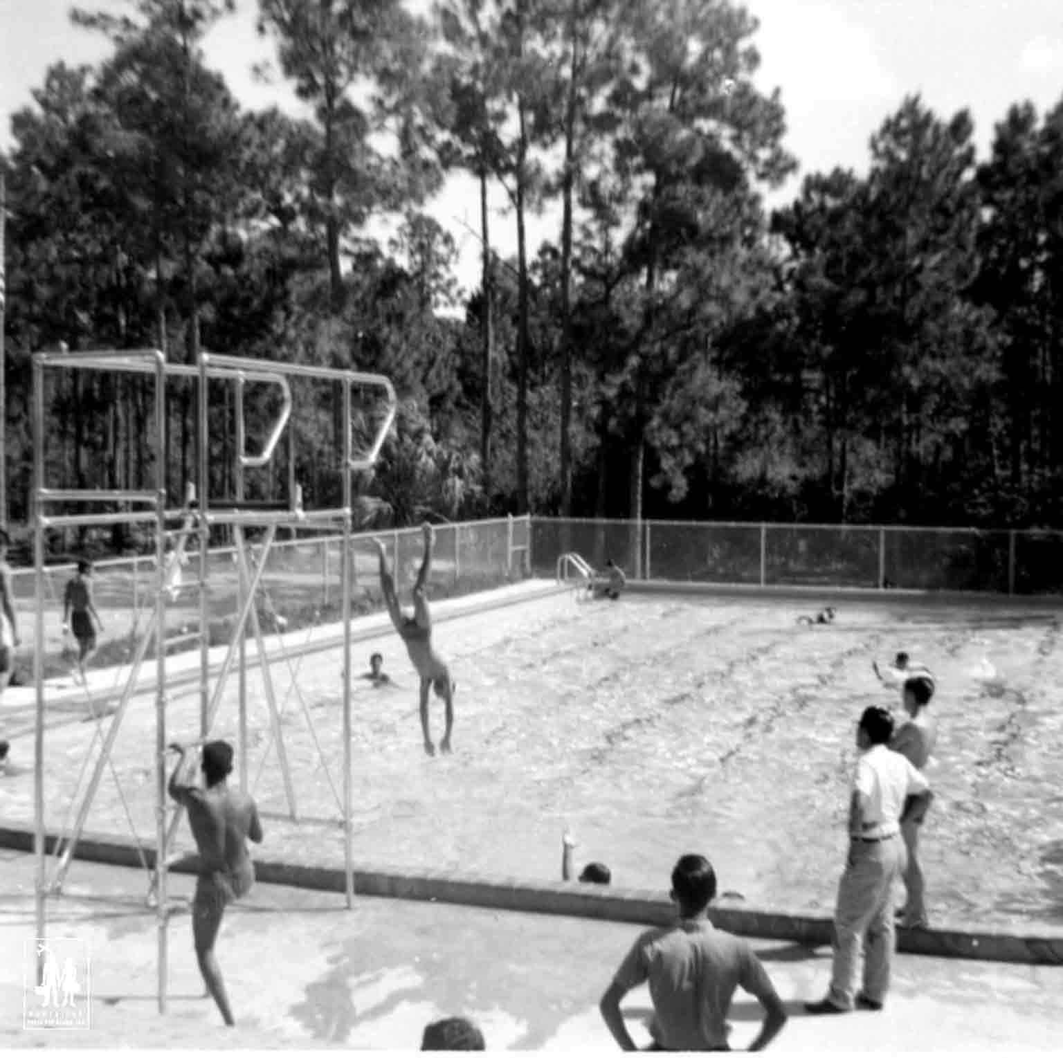 Camp Matecumbe Pool