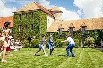 Chateau Field Maisons de Campagne