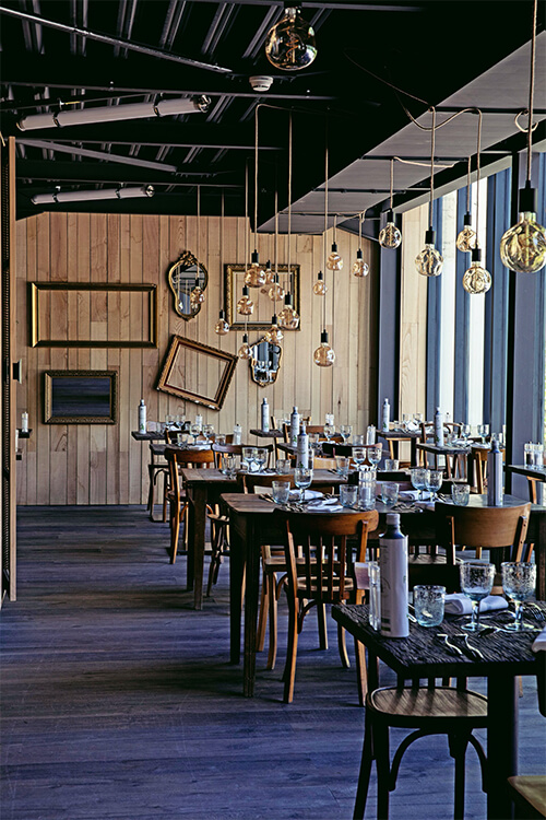 Restaurant Maisons de Campagne