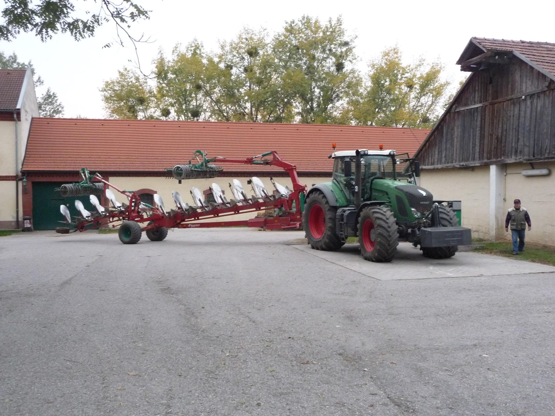 Die Landwirtschaft am GUTENHOF