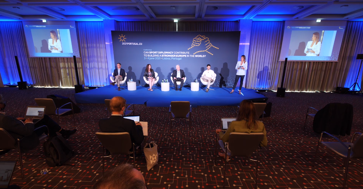 Conferência de Diplomacia Desportiva