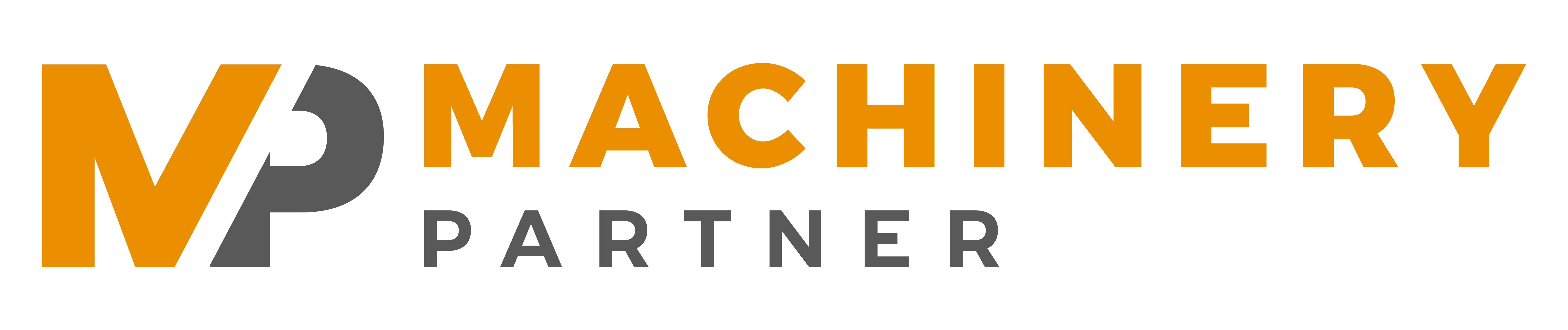 Machinery partner footer logo