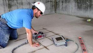 """X-Rays"" Using Radar for Concrete Scanning - GPRS"