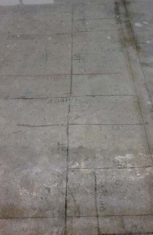 Locating Piles Beneath A Concrete Slab On Grade – Virginia