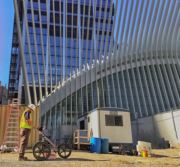 GPRS New York Office Locates Utilities At One World Trade Center – New York